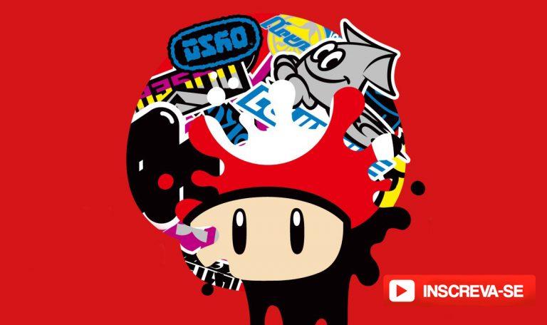 Resultado da Splatfest:  Super Mushroom ou Super Star?